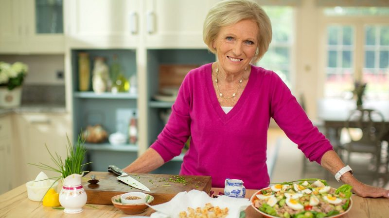 Mary Berry Cooks ep. 1 Afternoon Tea