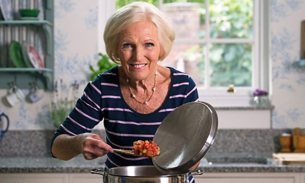 Mary Berry's Absolute Favourites Ep.5