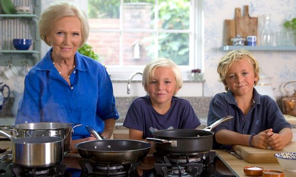 Mary Berry's Absolute Favourites Ep.6