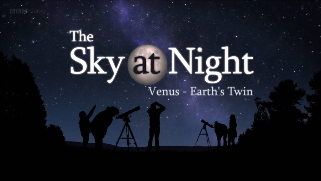 Read more about the article The Sky at Night – Venus, Earths Twin