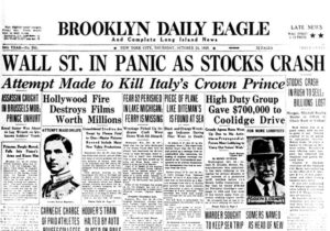 1929 The Crash ep.1