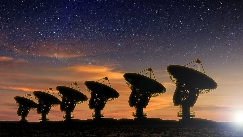 Read more about the article Are We Alone in the Universe ?