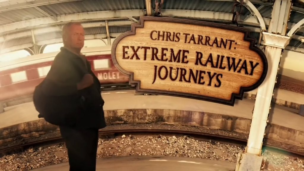 Extreme Railway Journeys – Bangkok to Mandalay ep.1