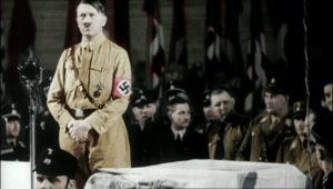 Hitler's Rise the Colour Films