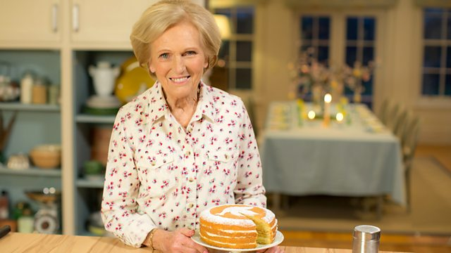 Mary Berry's Easter Feast Ep.2