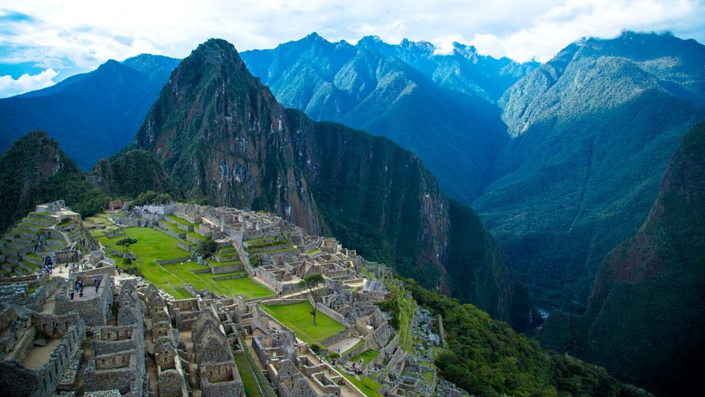 The Inca: Masters of the Clouds