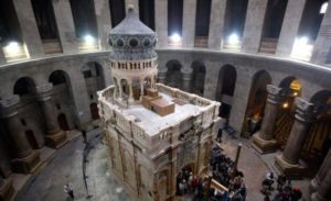 Read more about the article The Secrets of Christ's Tomb
