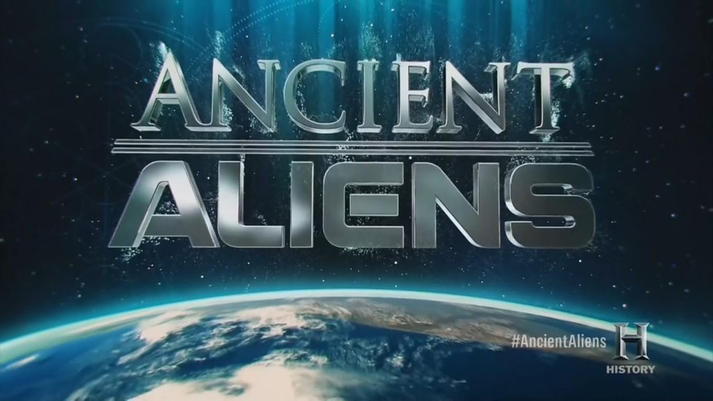 Ancient Aliens – The New Evidence