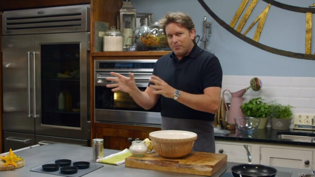 James Martin –  Home Comforts at Christmas ep.11