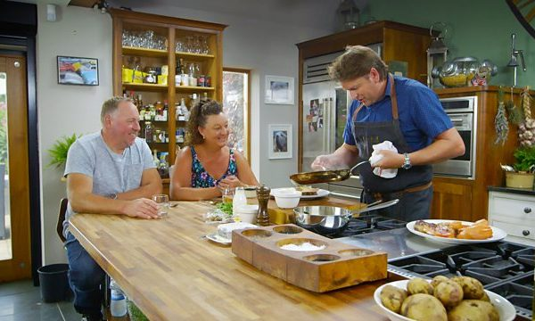 James Martin – Food to Share ep.12