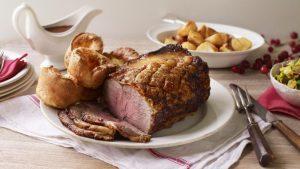 The ultimate Christmas roast beef