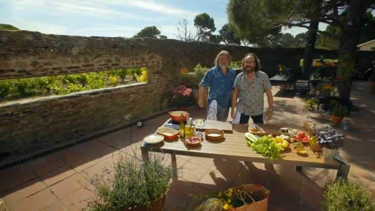 Hairy Bikers' Mediterranean Adventure ep.3
