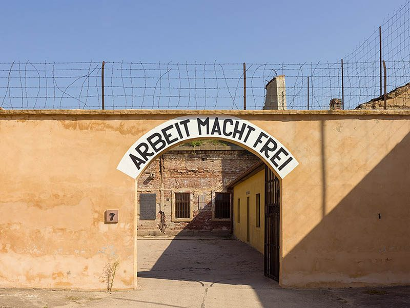 Holocaust: Theresienstadt – Deception and Reality