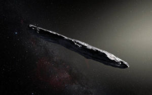 Read more about the article The Sky at Night – The Mystery of Oumuamua
