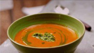 Proper tomato soup