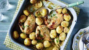 Tom Kerridge's Best Ever Dishes ep.4 – Tasty Dinners