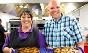 Tom Kerridge's Best Ever Dishes ep.5 – Old Skool Favourites