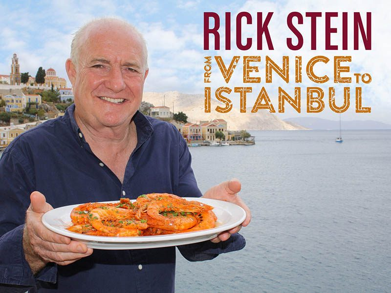 Rick Stein: From Venice to Istanbul ep.2