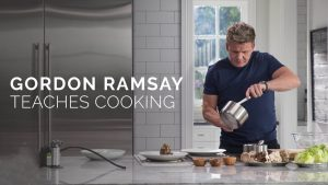 Gordon Ramsay Teaches Cooking