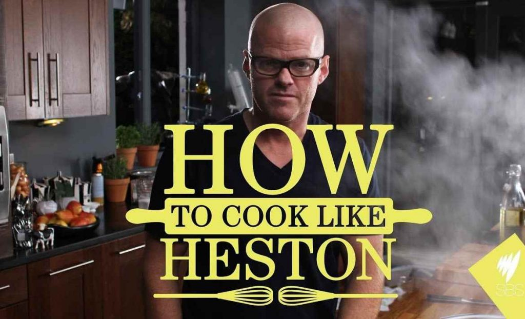 How to Cook Like Heston ep 5 – Cheese