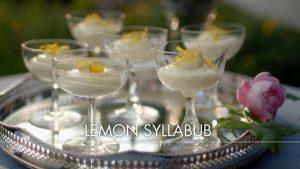 Lemon Syllabub