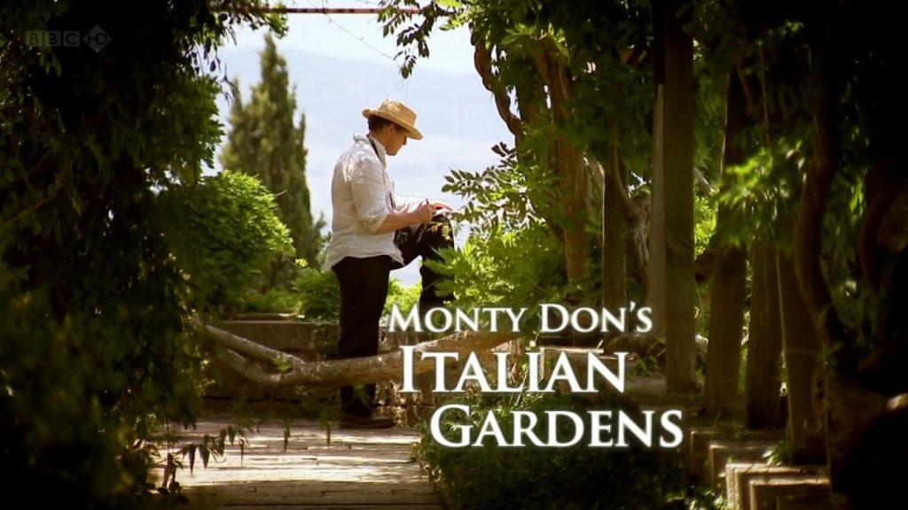 Monty Don's Italian Gardens [4 parts]