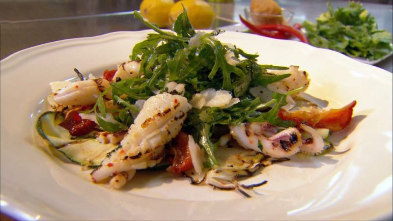 Read more about the article Raymond Blanc's Kitchen Secrets – Shellfish episode 1