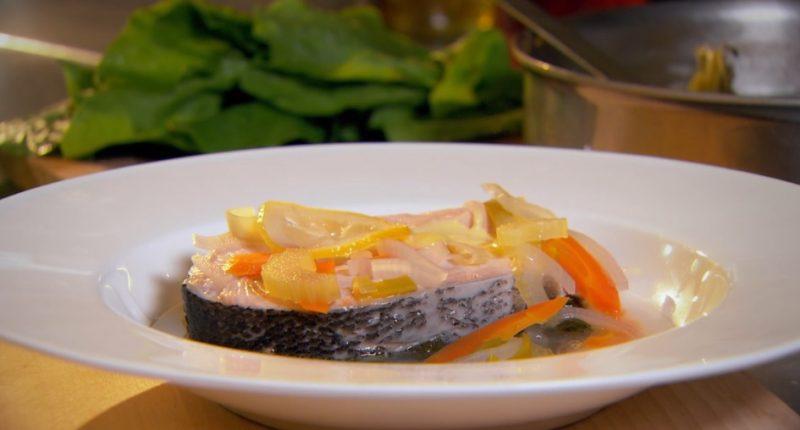 Raymond Blanc's Kitchen Secrets – Summer Greens episode 8