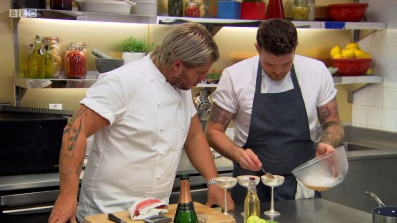 You are currently viewing Great British Menu episode 10 2017 – Southwest Judging