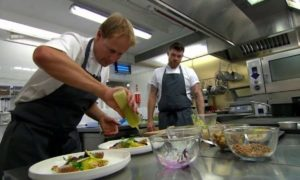 Great British Menu episode 6 2017 – Southwest Starter