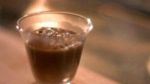 Liquorice puddings