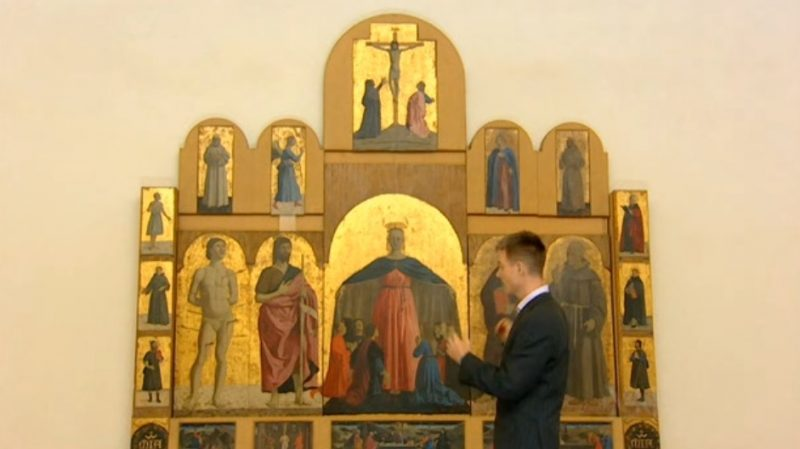 You are currently viewing Great Artists episode 2 – Piero della Francesca