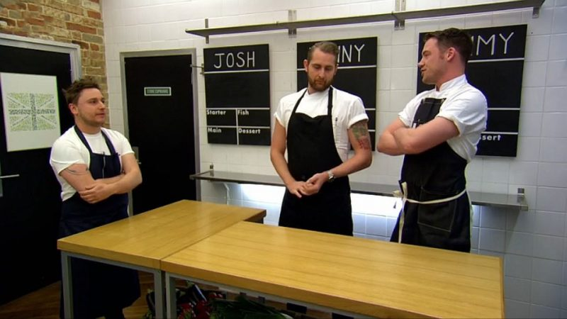Great British Menu episode 18 2017 – Northeast Main