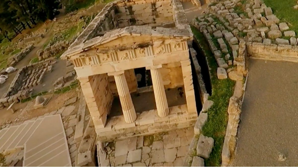 Treasures of Ancient Greece ep. 1