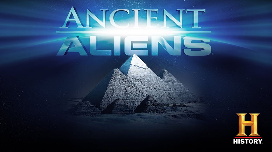 Ancient Aliens season 8 ep.1 – Aliens B.C.