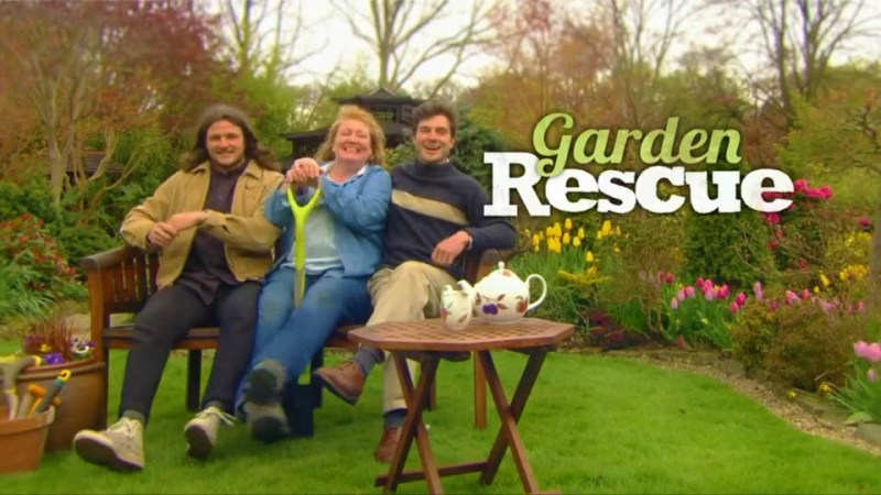 Garden Rescue episode 25 2018
