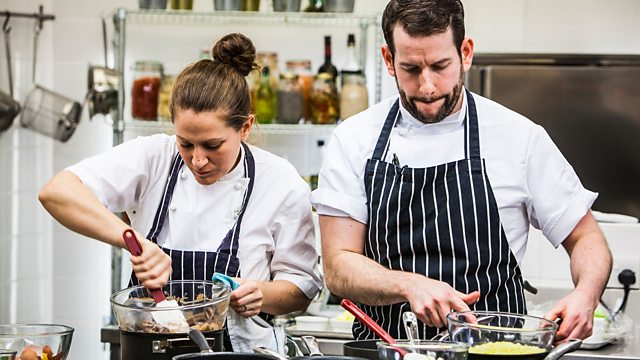Read more about the article Great British Menu episode 37 2018 – Northern Ireland – Fish