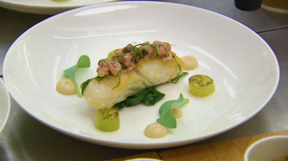 Read more about the article Great British Menu episode 42 2018 – Finals – Fish
