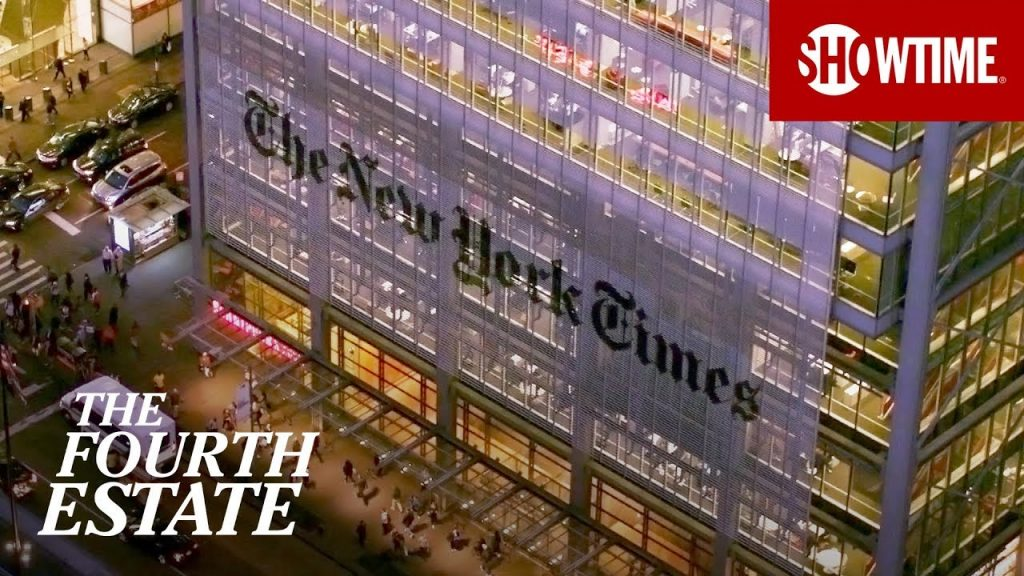 The Fourth Estate ep. 3 – American Carnage