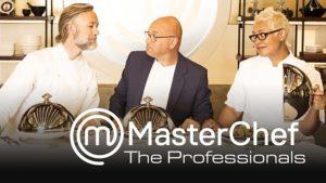 MasterChef – The Professionals episode 1 2018