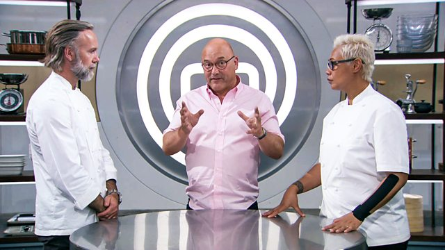 MasterChef episode 8 – The Professionals 2018