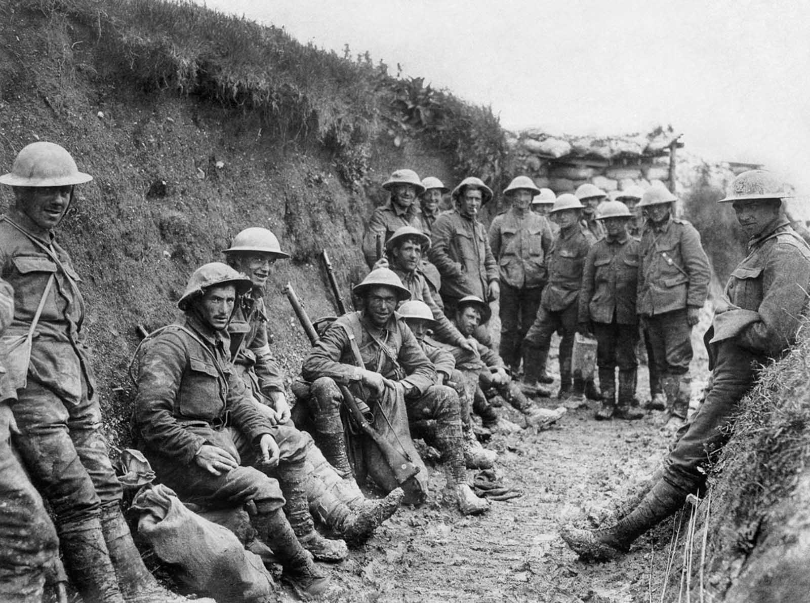 You are currently viewing WWI – The Last Tommies episode 2 – The Battle of the Somme