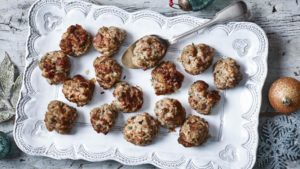 Mary Berry's Christmas stuffing