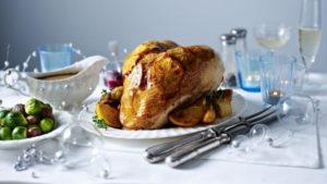 Mary Berry's roast turkey