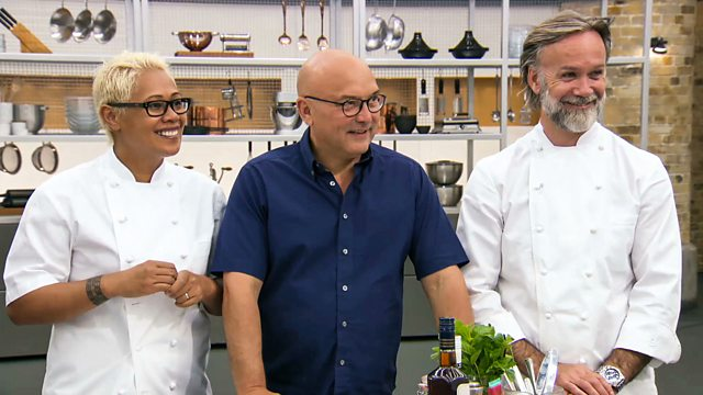 MasterChef episode 20 – The Professionals 2018