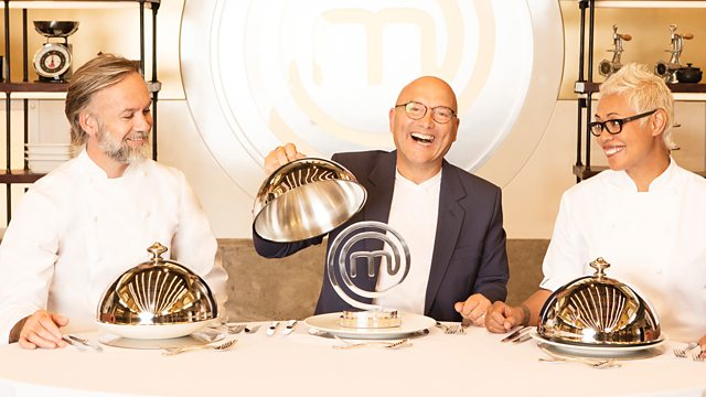 MasterChef episode 21 – The Professionals 2018