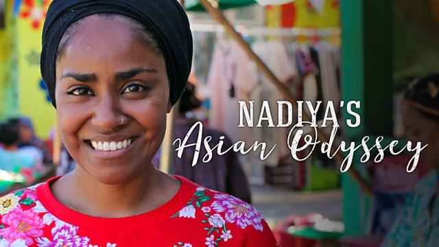 Nadiya's Asian Odyssey – episode 1 – Thailand and Cambodia
