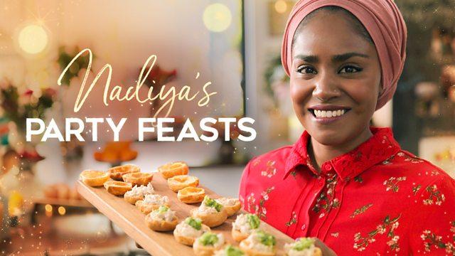 Nadiya's Party Feasts – Christmas Special