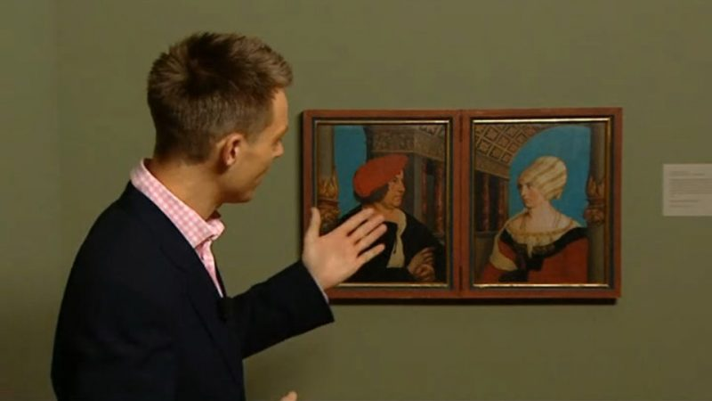 You are currently viewing Great Artists episode 3 – Holbein