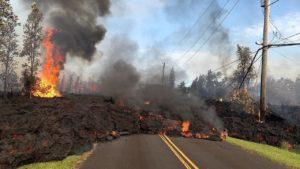 Kilauea – Hawaii on Fire